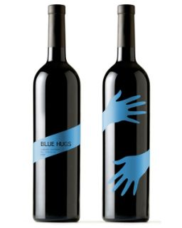 Picture of Blue Hugs Cabernet Sauvignon 2000