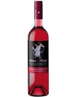 Picture of Beso De Vino Rose 2009