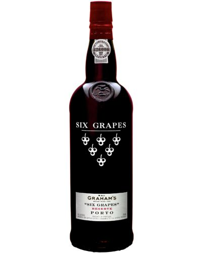 Picture of Graham's Six Grapes Porto 2002
